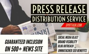 press release Distribution 21